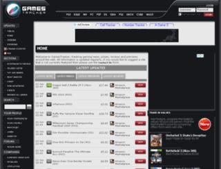 uk.gamestracker.com screenshot