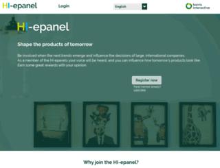 uk.hi-epanel.com screenshot