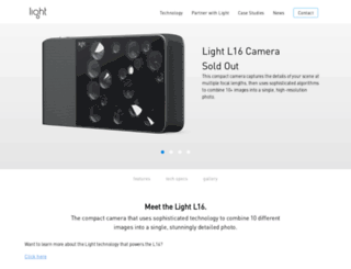 uk.light.co screenshot