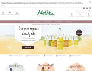 uk.melvita.com screenshot