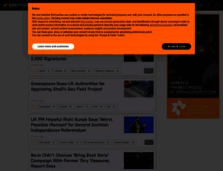 uk.sputniknews.com screenshot