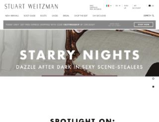 uk.stuartweitzman.com screenshot