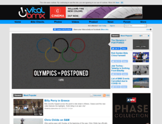 uk.vitalbmx.com screenshot