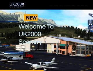 uk2000scenery.net screenshot