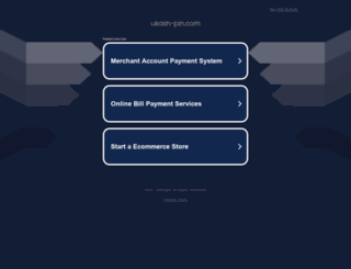 ukash-pin.com screenshot