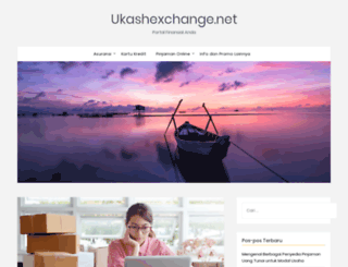 ukashexchange.net screenshot