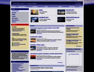 ukazy.astro.cz screenshot
