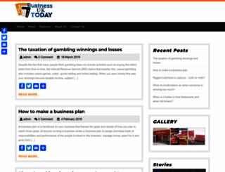 ukbusiness-today.co.uk screenshot