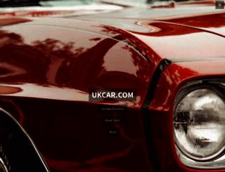 ukcar.com screenshot