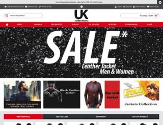 ukcollectionz.com screenshot