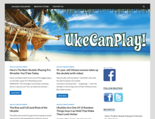 ukecanplay.com screenshot