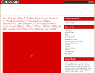 ukexternalharddrive.parkincome.com screenshot