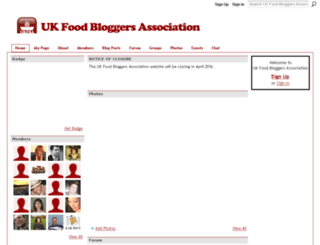 ukfba.co.uk screenshot
