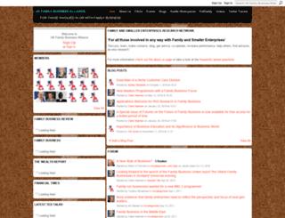 ukfbrc.ning.com screenshot