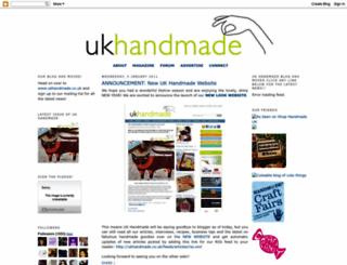 ukhandmade.blogspot.com screenshot