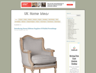 ukhomeideas.co.uk screenshot