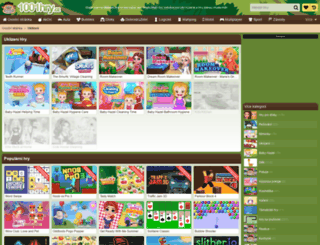 uklizeni.1001hry.cz screenshot
