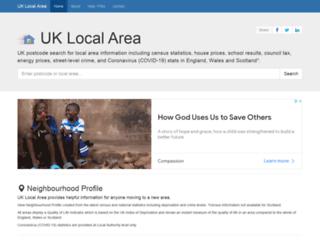 uklocalarea.com screenshot