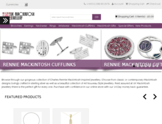 ukmackintoshjewellery.co.uk screenshot