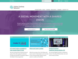 ukonlinecentres.com screenshot