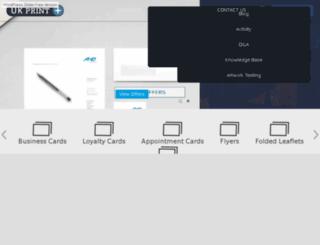 ukprintplus.co.uk screenshot