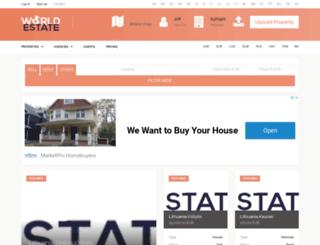 ukraine.world-estate.com screenshot