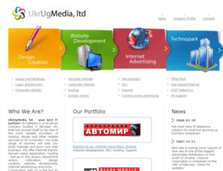 ukrugmedia.com screenshot