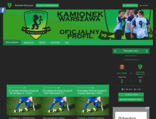 ukskamionek.futbolowo.pl screenshot