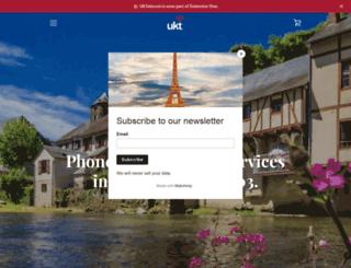 uktelecom.net screenshot