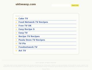 uktveasy.com screenshot