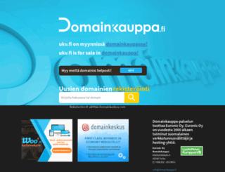 ukv.fi screenshot