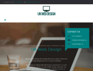 ukwebdesign.xyz screenshot