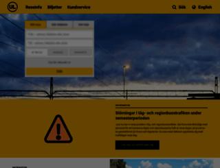 ul.se screenshot