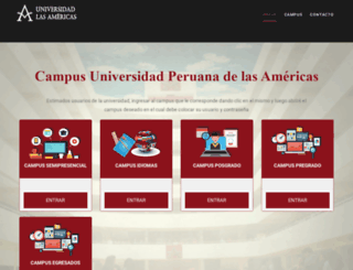 ulasamericas.net screenshot