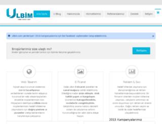 ulbim.com screenshot