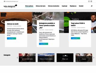 ulicaekologiczna.pl screenshot