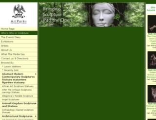 ulisses-santiago.artparks.co.uk screenshot