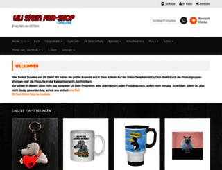 ulistein-onlineshop.de screenshot
