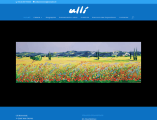 ulliart.com screenshot