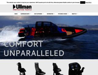 ullmandynamics.com screenshot