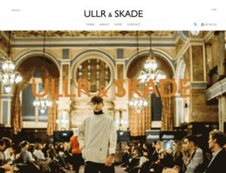 ullrskade.com screenshot