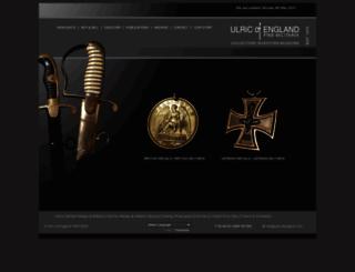 ulricofengland.com screenshot
