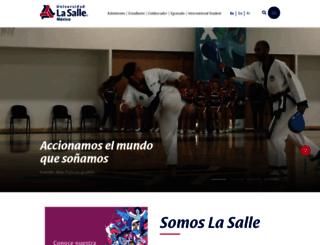 ulsa.edu.mx screenshot