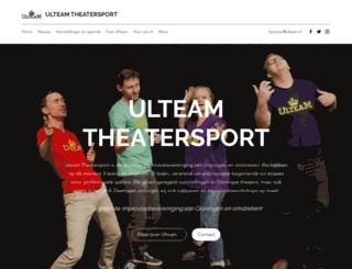ulteam.nl screenshot