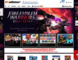 ultima.pl screenshot