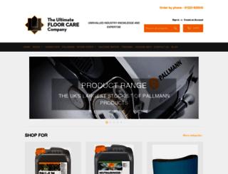ultimate-floorcare.com screenshot