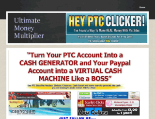 ultimate-money-multiplier.yolasite.com screenshot
