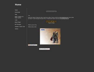 ultimate-trainer.synthasite.com screenshot