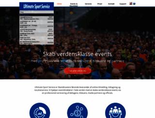ultimate.dk screenshot