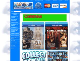 ultimate3dheaven.com screenshot